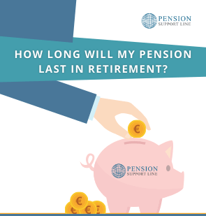 How long will my pension last in retirement?