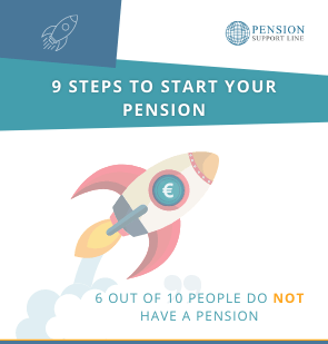 9 steps to starting your pension