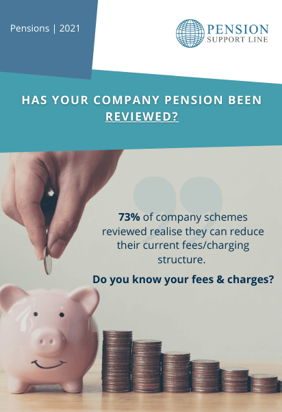 Company pension schemes review