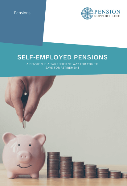 Self-employed pensions