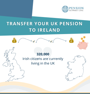 How to transfer your UK Pension to Ireland