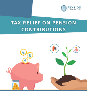 tax relief on pension contributions